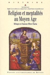 Deedr.fr Religion et mentalités au Moyen Age. - Mélanges en l'honneur d'Hervé Martin Image