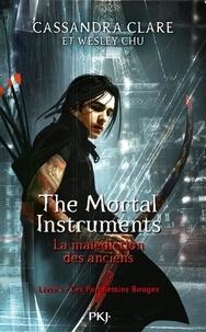 Livres téléchargés sur ipod The Mortal Instruments - La malédiction des anciens Tome 1 9782266280419