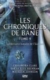 Cassandra Clare et Maureen Johnson - PDT VIRTUELPKJN  : The Mortal Instruments, Les chroniques de Bane - tome 9 : La dernière bataille de l'Institut.