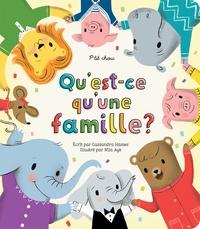 Cassandra Hames et Nila Aye - Qu'est-ce qu'une famille ?.