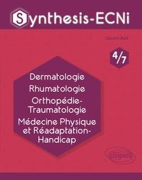 Cassem Azri - Dermatologie Rhumatologie Orthopédie-Traumatologie Médecine Physique et Réadaptation-Handicap.