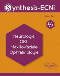 Cassem Azri - Neurologie, ORL Maxillo-faciale, Ophtalmologie.