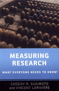 Accentsonline.fr Measuring Research - What Everyone Needs to Know Image