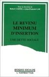 Castel - Le RMI une dette sociale.