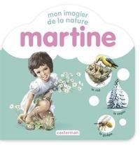Casterman - Mon imagier de la nature Martine.