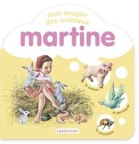 Casterman - Mon imagier des animaux Martine.