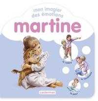 Casterman - Mon imagier des émotions Martine.