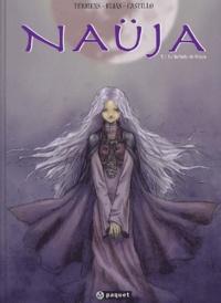 Castillo et  Elias - Naüja Tome 1 : La ballade de Raspa.