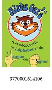 Alpha Cats Cycle 1 - Permet aux enfants de se familiariser avec les lettres de lalphabet et la langue des signes.pdf
