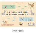François Petit - Le loto des mots - Jeu de lecture niveaux 1 et 2.