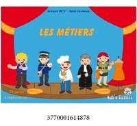 Les métiers GS - Découvrez les métiers dont les noms diffèrent pour lhomme et la femme - Le boulanger/La boulangère - Lacteur/Lactrice - Le maître/La maîtresse.pdf