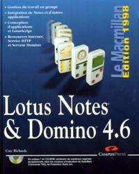 Cate Richards - Lotus Notes & Domino 4.6. 1 Cédérom