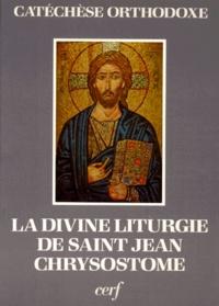 La Divine liturgie de saint Jean Chrysostome.pdf