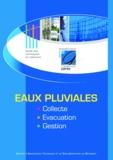 CATED - Eaux pluviales dans le bâtiment - Collecte, évacuation, gestion.