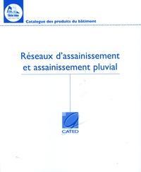 CATED - Réseaux d'assainissement et assainissement pluvial.