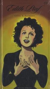 Catel et José-Louis Bocquet - Edith Piaf. 2 CD audio