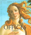 Caterina Caneva - Chefs-d'oeuvre du musée des Offices. - Florence.