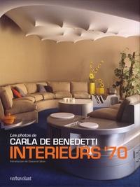 Caterina Romaniello - Intérieurs '70 - Les photos de Carla De Benedetti.