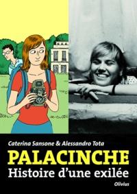 Caterina Sansone et Alessandro Tota - Palacinche - Histoire d'une exilée.