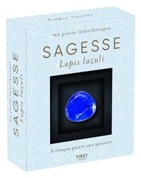 Catérina Zita - Sagesse - Lapis-lazuli. Avec 1 livret de 48 pages et 1 lapis-lazuli.