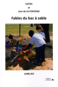 CaTFée - Fables du bac à sable - Livre-jeu.