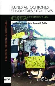 Cathal Doyle - Les peuples autochtones et les industries extractives - Mettre en oeuvre le consentement libre, préalable et informé.