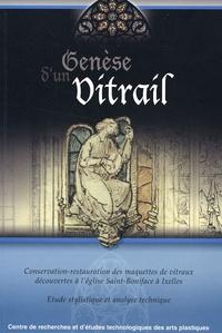 Catheline Périer-D'Ieteren - Génèse d'un vitrail - Conservation-restauration des maquettes de vitraux découvertes à l'église Saint-Boniface à Ixelles.