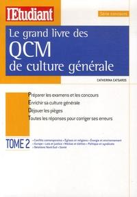 Le grand livre des QCM de culture générale - Tome 2.pdf