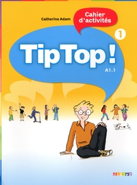 Galabria.be Tip top! Cahier d'activités - Niveau A1.1 Image