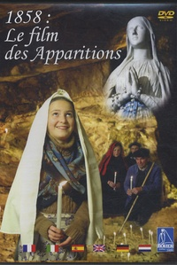 Catherine Albrech - 1858 : Le film des Apparitions.