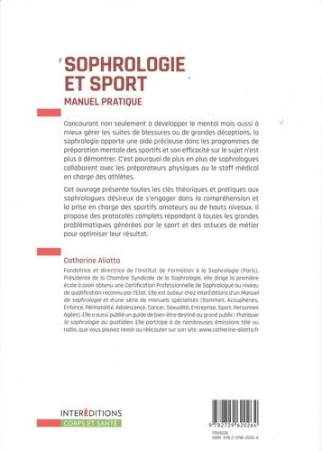 Sophrologie et sport. Manuel pratique