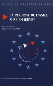 La réforme de lasile mise en oeuvre - Actes du colloque de Caen du 10 juin 2016.pdf