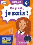 Catherine Azoulay - Anglais 4e Ca y est, je sais !.