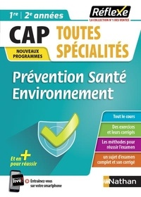 Catherine Barbeaux et Christelle Lorthios - Prévention Santé Environnement CAP 1re/2e années.