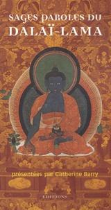 Catherine Barry et  Dalaï-Lama - .