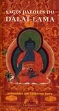 Catherine Barry et  Dalaï-Lama - Sages paroles du dalaï-lama.
