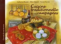 Catherine Bauder - Cuisine traditionnelle de nos campagnes.