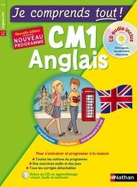 Catherine Baudry et Marie Ligier de Laprade - Anglais CM1. 1 CD audio