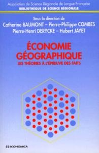 Catherine Baumont et Pierre-Henri Derycke - .
