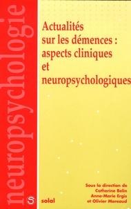 Galabria.be Actualités sur les démences : aspects cliniques et neuropsychologiques Image