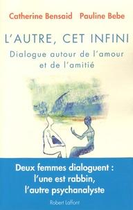 Deedr.fr L'Autre, cet infini - Dialogue autour de l'amour et de l'amitié Image
