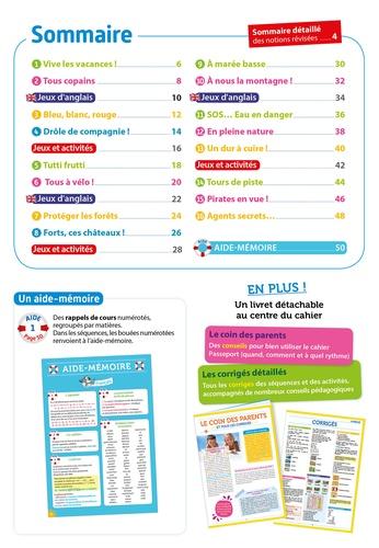 Passeport Toutes les matières du CE1 au CE2. Avec des autocollants récompenses