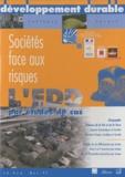 Catherine Biaggi et Claude Censier - Les sociétés face aux risques. 1 Cédérom