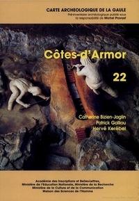 Catherine Bizien-Jaglin - Carte archéologique de la Gaule - Côtes d'Armor.
