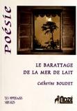 Catherine Boudet - Le barattage de la mer de lait.
