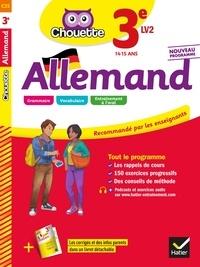 Catherine Boularand - Allemand 3e - LV2 (niveau A2) - cahier d'entraînement et de révision.