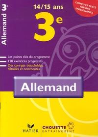 Catherine Boularand - Allemand 3e - 14-15 Ans.