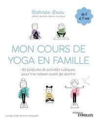 Deedr.fr Mon cours de yoga en famille - 80 postures et activités ludiques pour me relaxer avant de dormir Image