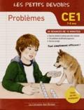 Catherine Boy-Stien - Problèmes CE1.
