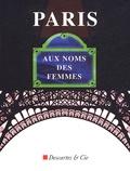 Catherine Breillat et Germaine Tillion - Paris - Aux noms des femmes.